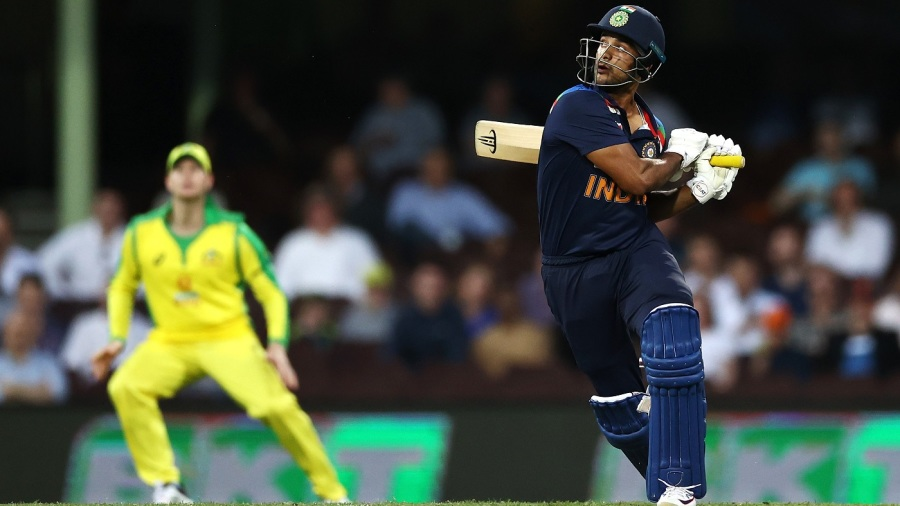 Mayank Agarwal may make his T20I debut for India in third T20I | Getty
