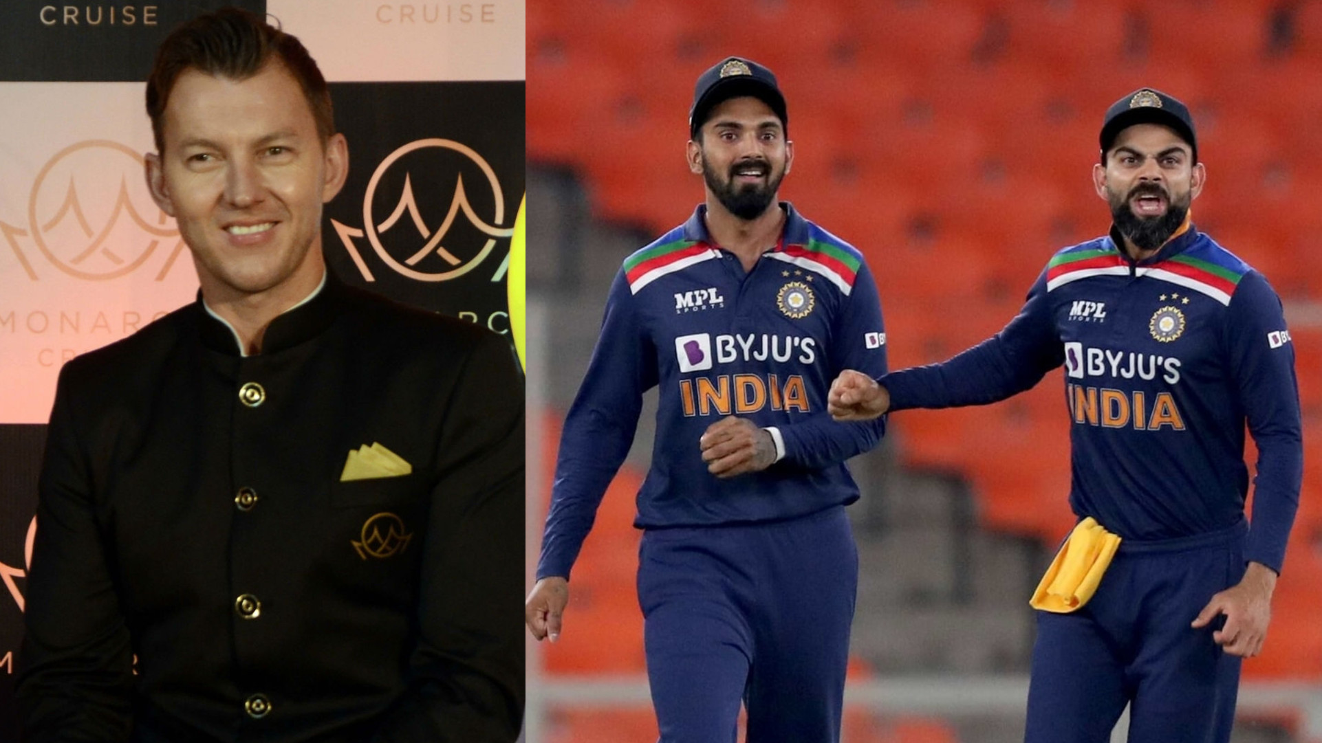 T20 World Cup 2021: Brett Lee feels India should build their batting around Rahul to ease the pressure off Kohli