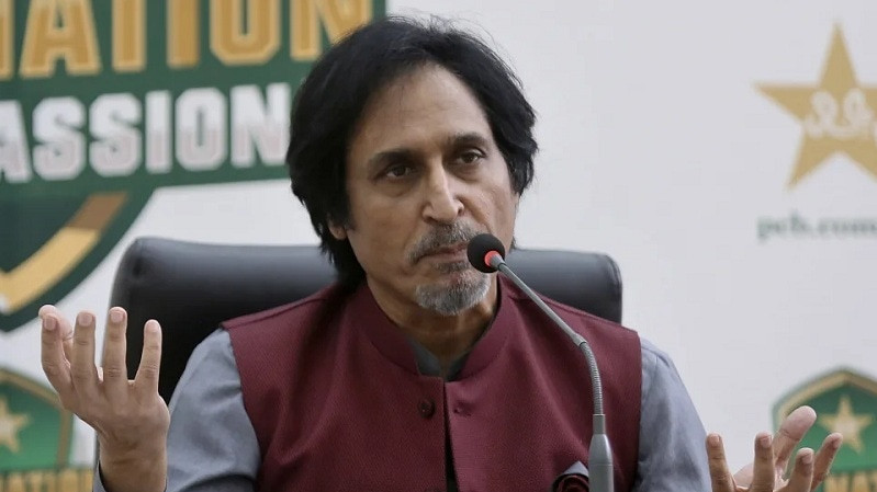 PCB will collapse if India wants as its business houses give ICC 90% of its funding - Ramiz Raja