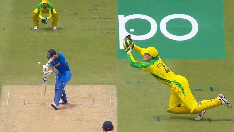 CWC 2019: Hardik Pandya's dropped catch cost Australia the match, feels Sachin Tendulkar