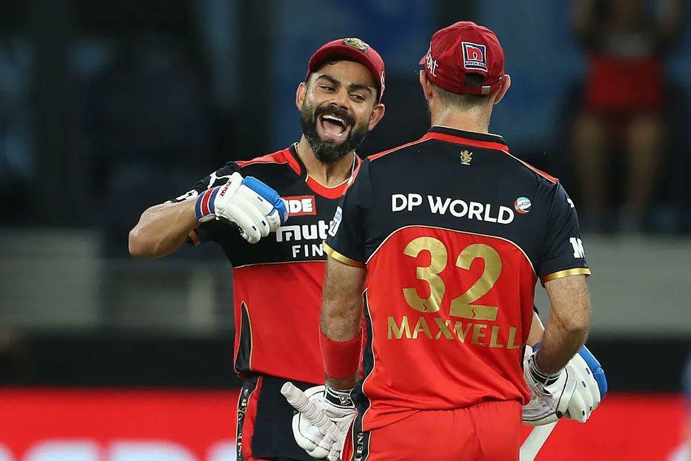 Virat Kohli and AB de Villiers | IPL/BCCI