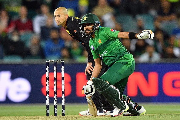 Pakistan and Australia played the second T20I in Canberra | Getty