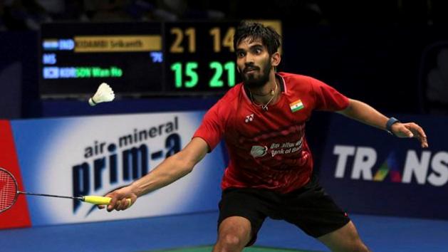 Cricket fraternity congratulates Kidambi Srikanth- new World no.1 men's singles badminton player