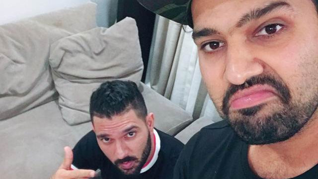 IPL 2019: Yuvraj Singh eager to join Mumbai Indians; Rohit says don't forget to bring your passion