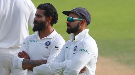 AUS v IND 2018-19: प्रशंसकों ने रविंद्र जडेजा को टीम से बाहर करने का ठीकरा कप्तान विराट कोहली पर फोड़ा
