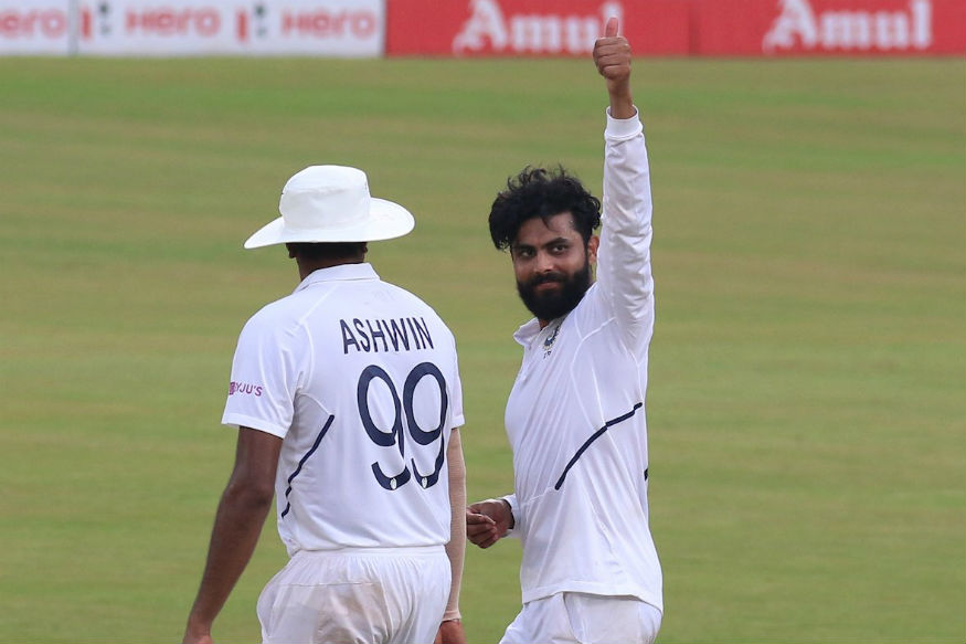 Ashwin or Jadeja will be another question to be answered   AFP