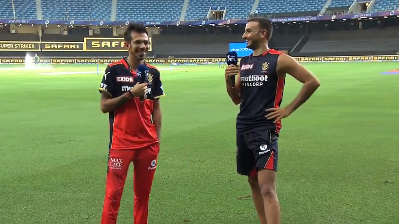 IPL 2021: WATCH - Yuzvendra Chahal talks about his bowling plan after win against Mumbai Indians