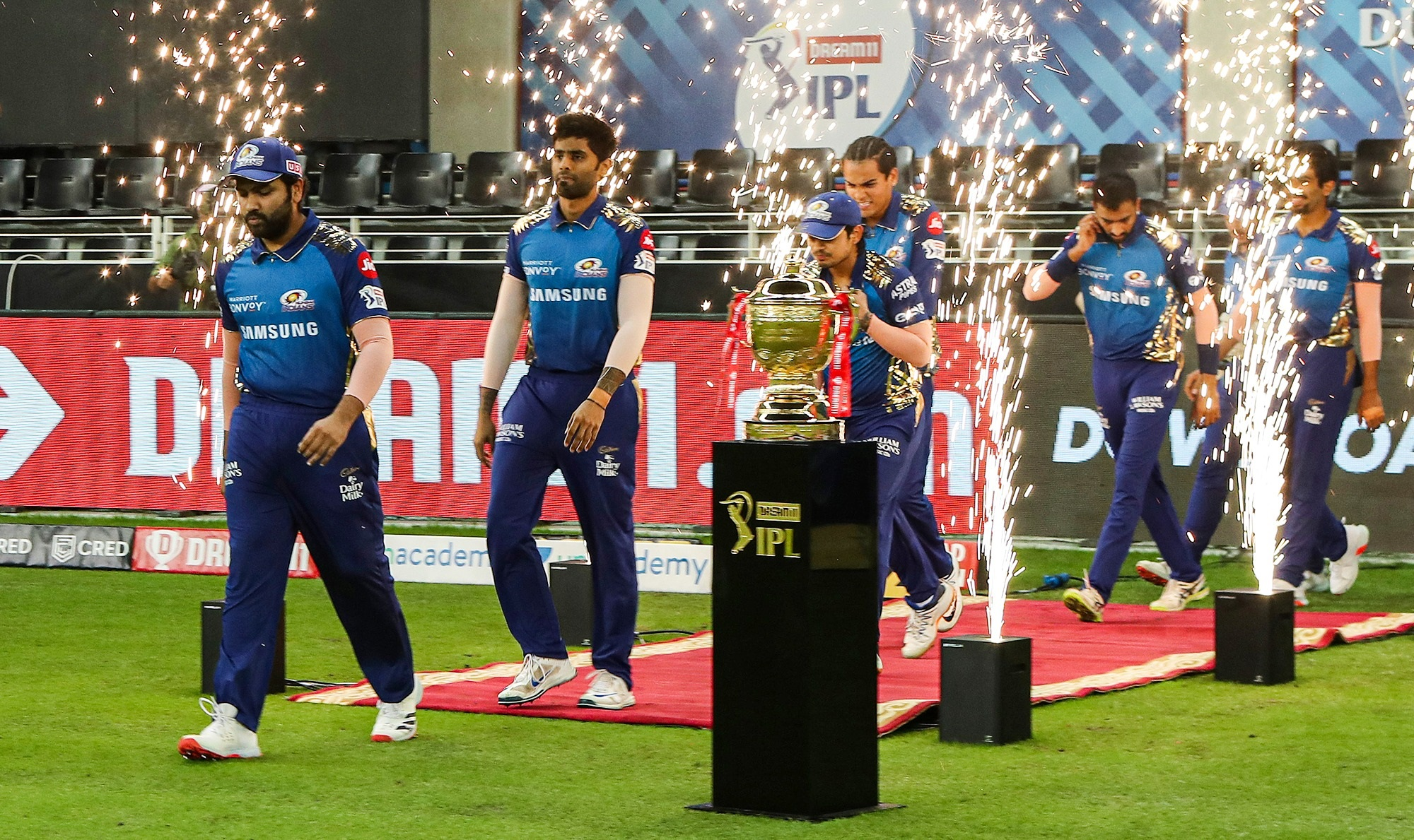 MI eyeing fifth IPL title in the UAE | Twitter