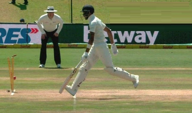 SA v IND 2018: Twitter goes crazy over Hardik Pandya's run-out