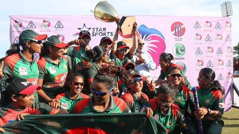 Bangladesh Cricket Board reveals prize for  Women's Asia Cup 2018 champions