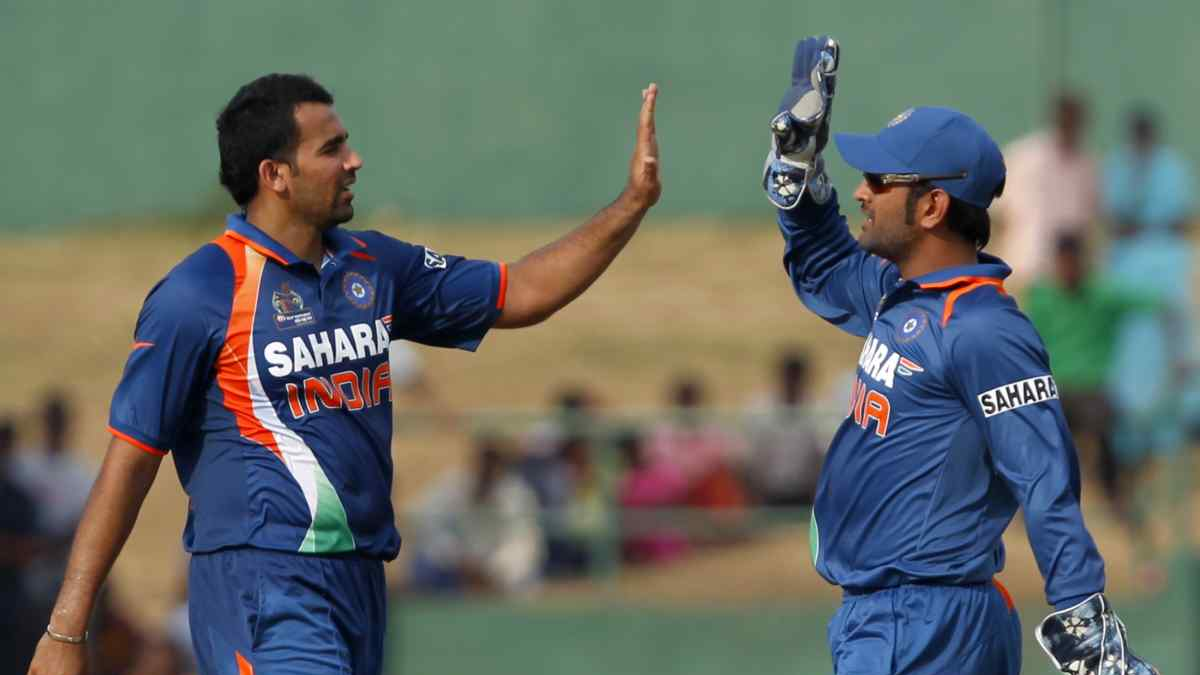 Zaheer Khan backs MS Dhoni for World Cup 2019, asks critics to shut up