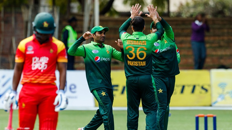 ZIM vs PAK 2018 : 2nd ODI - Statistical Preview