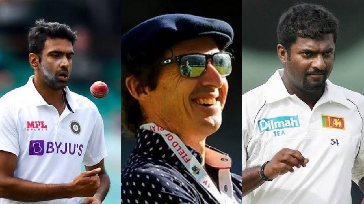 Brad Hogg says R Ashwin might break Muttiah Muralitharan's record of 800 Test wickets
