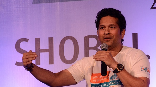 IPL 2018: Sachin Tendulkar congratulates CSK after they make their way to the final