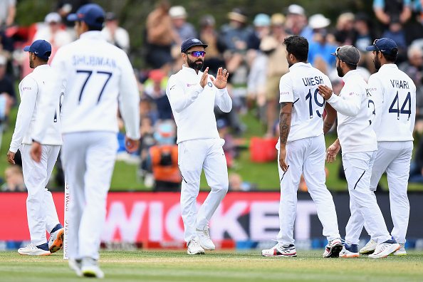 Team India are leading the World Test Championship points table | Getty