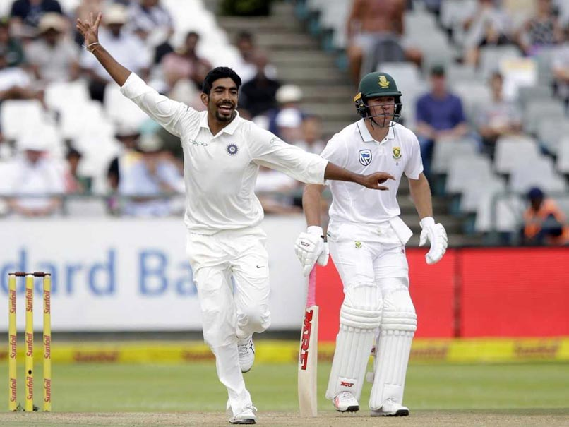 Bumrah claims his maiden five-wicket haul in the Wanderers Test | AFP