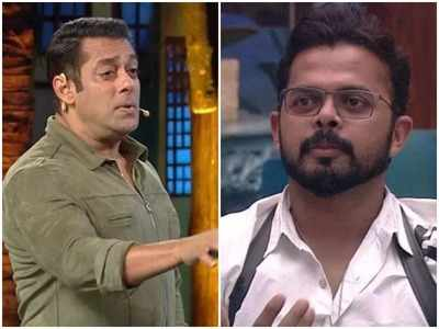 S Sreesanth vs Salman Khan on Bigg Boss 12