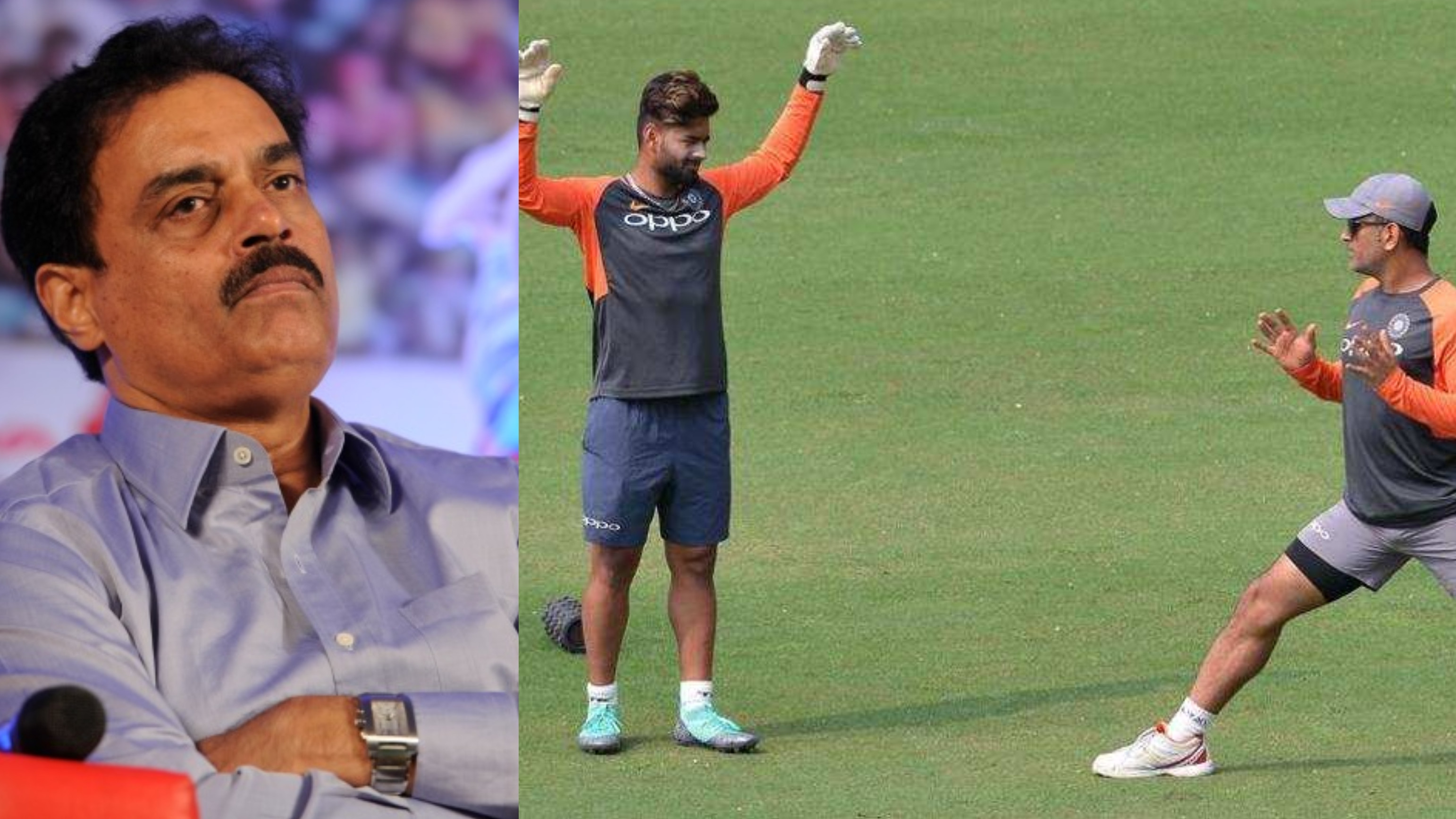 IND v WI 2018: Dilip Vengsarkar opines India can't have two wicket-keepers in the playing XI