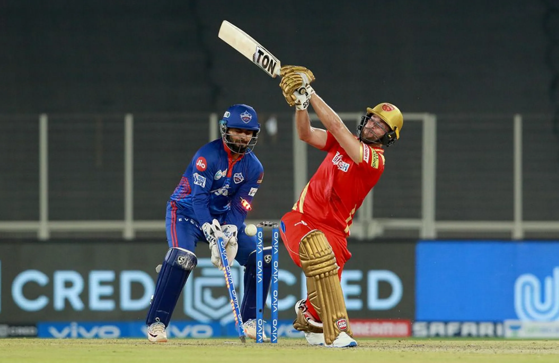 Dawid Malan made his IPL 14 debut on Sunday against DC | BCCI/IPL