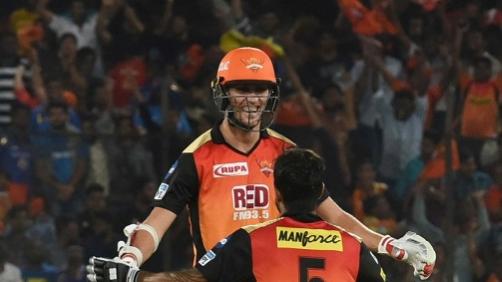 बिली स्टैनलेक के आईपीएल से बाहर होने से सनराइजर्स हैदराबाद को लगा झटका