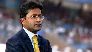 Former IPL boss Lalit Modi forecasts huge sums of money in the league for players in future