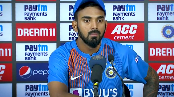 "IND v WI 2019: ""Going in and out of the team is never easy"", says KL Rahul after his heroics in 3rd T20I"