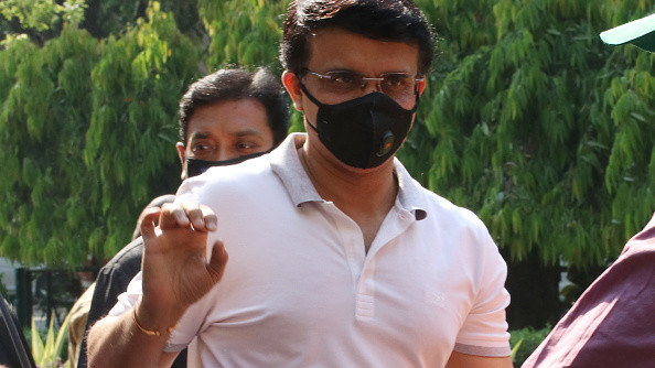 Sourav Ganguly returns to work; planning to travel to Ahmedabad for India-England T20I series