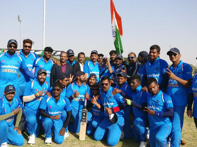 India set to face Pakistan in the final of the Blind Cricket World Cup