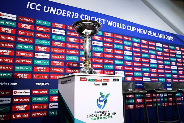 There were four matches played in the U19  World  Cup today. (Scroll.In)