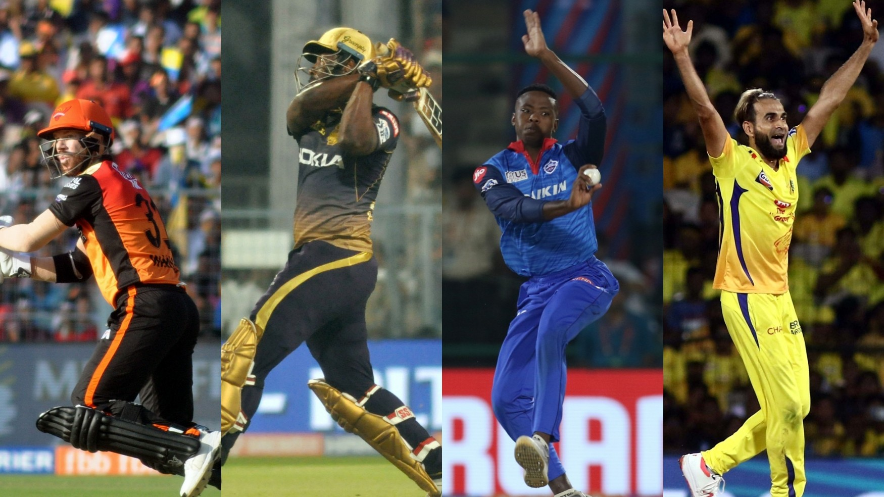 IPL 2019: Most Valuable Player (MVP) of each franchise from the first half of the IPL 12