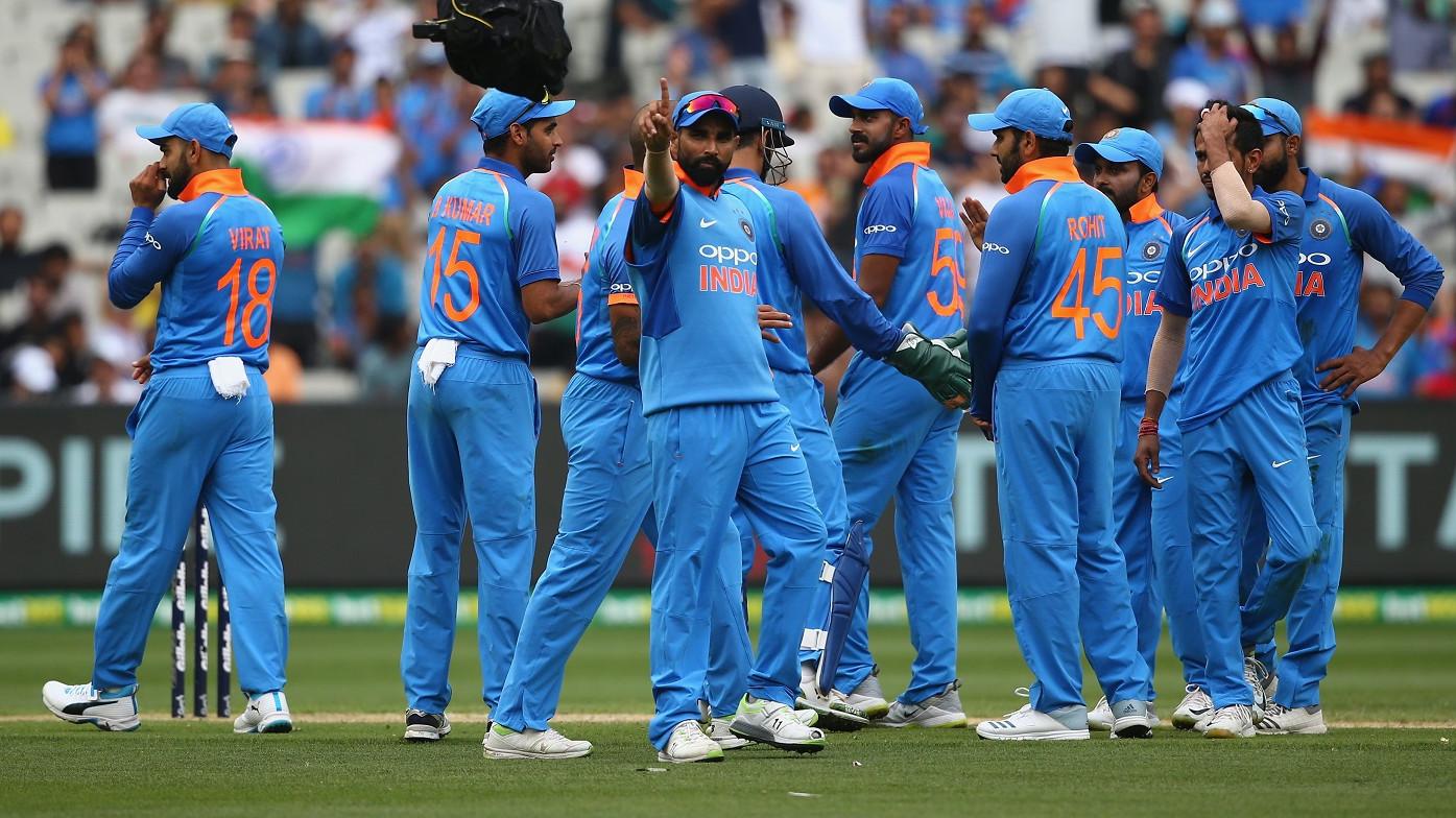 NZ v IND 2019 : First ODI - Statistical Highlights