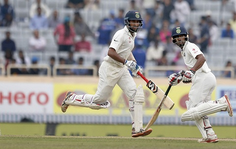 Fake FB Wall: Cheteshwar Pujara demands 'runners' for himself from the ICC