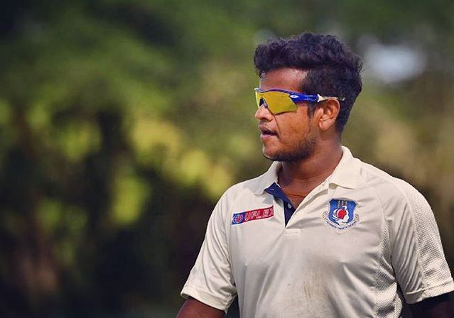 Saurabh Kumar picked a fifer in India Red second innings