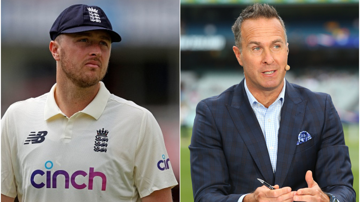 ENG v IND 2021: Ollie Robinson should and will play against India, opines Michael Vaughan