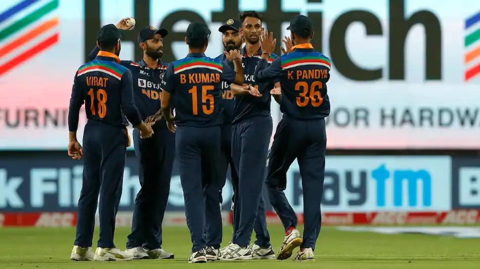 Team India leads the 3-match ODI series 1-0 | Getty