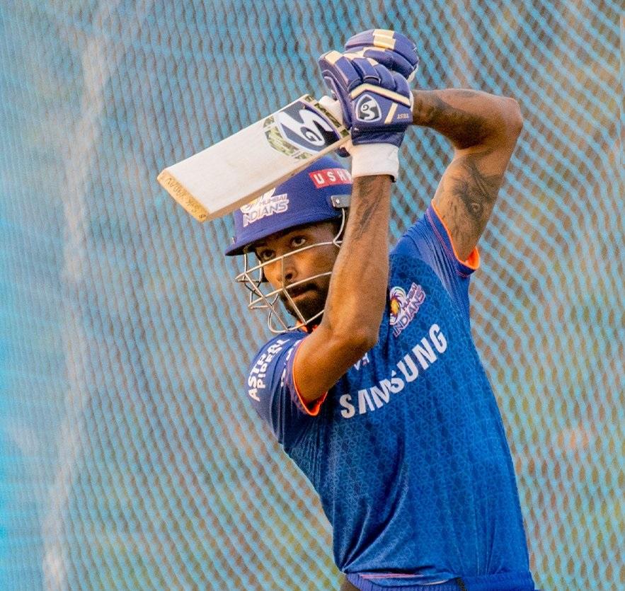 Hardik Pandya might make his 1st appearance in UAE leg of IPL 2021 | MI Twitter