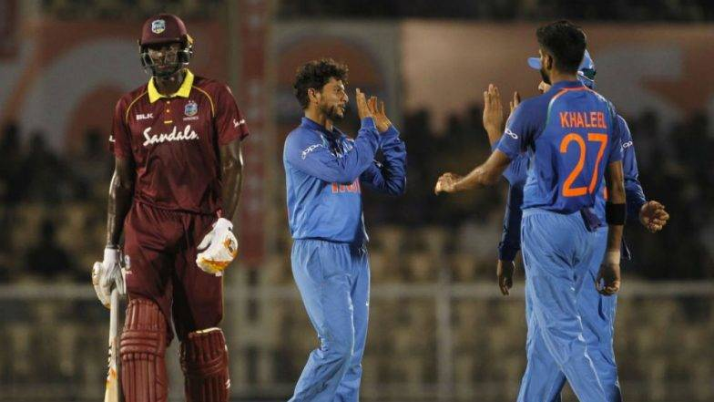 West Indies lost the ODI series 3-1 to India | AFP