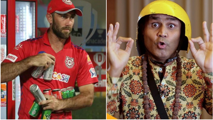 IPL 2021: Virender Sehwag reacts to Glenn Maxwell's high bidding in the auction