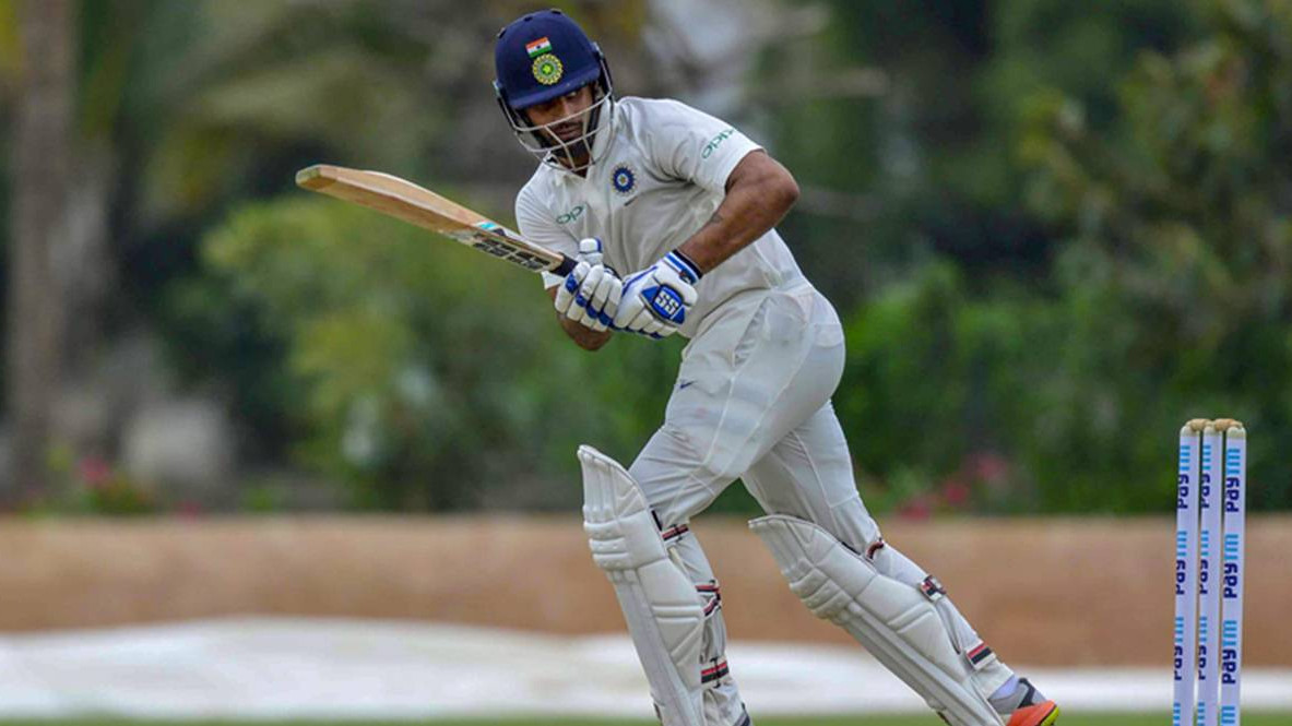 ENG v IND 2018: WATCH – Hanuma Vihari opens up about his cricket journey, highlights VVS Laxman's influence in his career