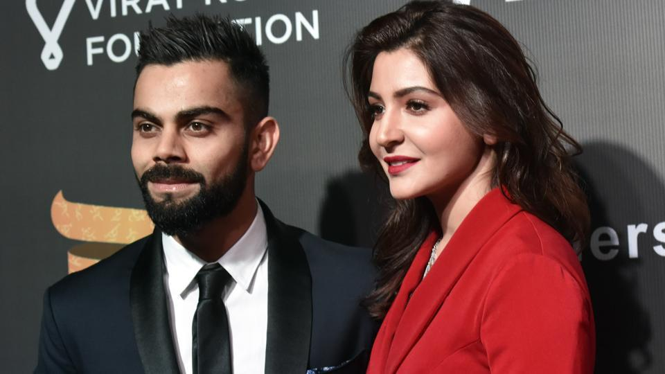 Anushka Sharma and Virat Kohli wish everyone on New Year from South Africa