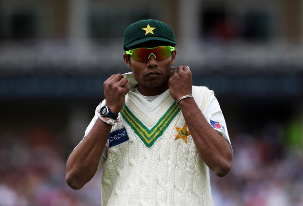 Kaneria was only the second Hindu to play for Pakistan | AFP