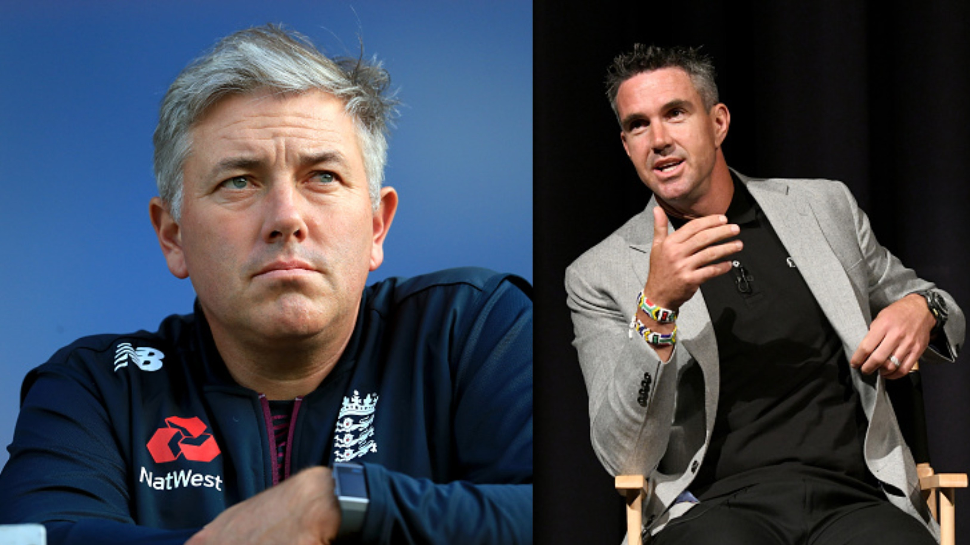 Kevin Pietersen calls ECB's appointment of Chris Silverwood as England coach 'Incredibly brave'