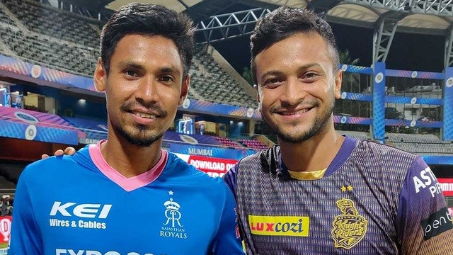 IPL 2021: Shakib, Mustafizur set to get NOC from BCB for play in second phase of IPL 14