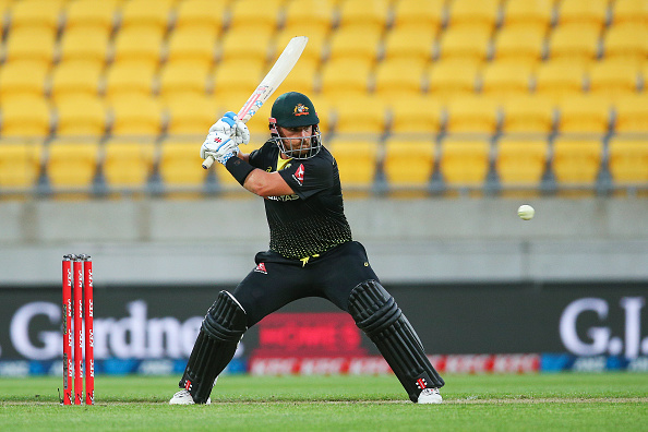Aaron Finch became Australia's leading run scorer in the T20I cricket | Getty Images