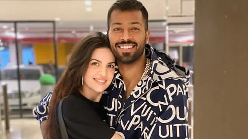 Natasa Stankovic shares adorable moment with Hardik Pandya during quarantine period