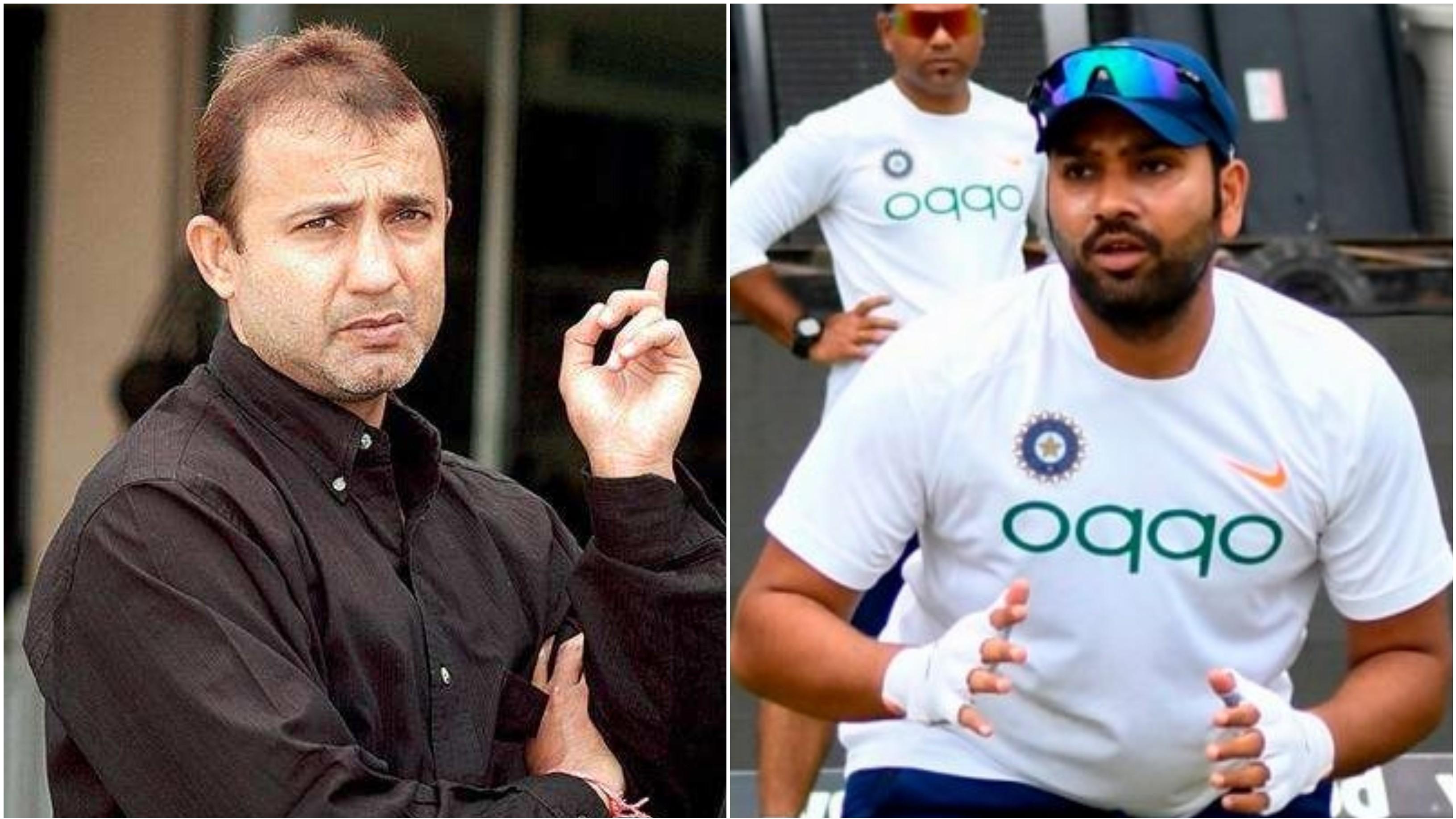 रोहित शर्मा को टेस्ट में ओपनर बनाना नहीं होगा सफल : नयन मोंगिया
