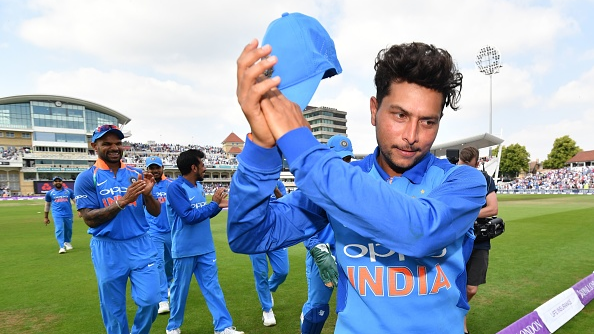 ENG v IND 2018: Kuldeep Yadav eager to be a part of India's Test squad