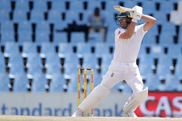 AB de Villiers has played a key role in both the Test wins for South Africa against India | AFP