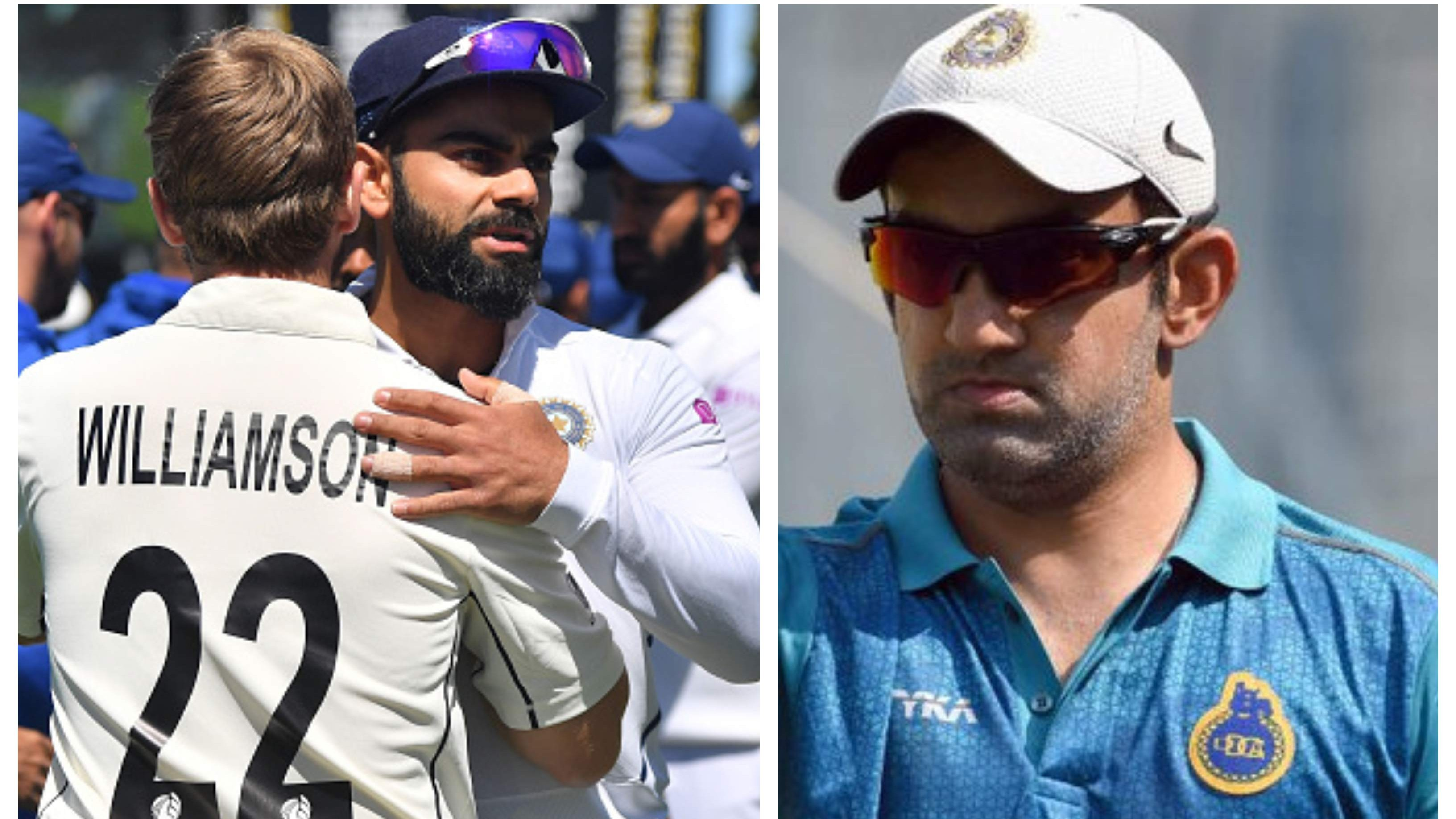 NZ v IND 2020: 'He is at his best when he is riled up' – Gambhir not a fan of Kohli's 'nice guys' emotion for Kiwis
