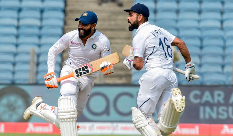 Kohli and Jadeja made the mockery of Proteas bowlers in the final session on Day 2 | AFP